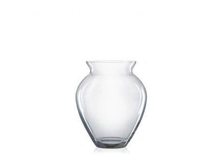 Crystalex Skleněná váza 180 mm