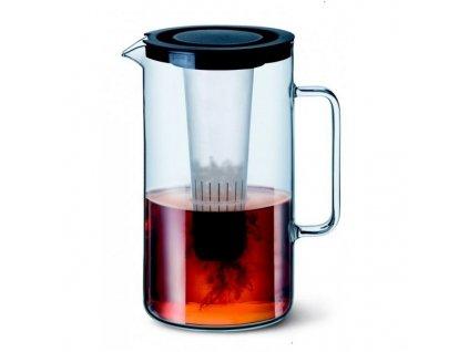 Simax Džbán s vložkou na led a sítkem na čaj 2,5 l