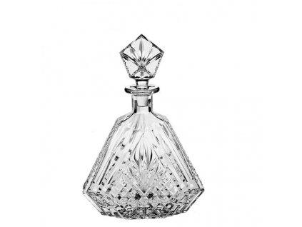 crystal bohemia láhev alexandra