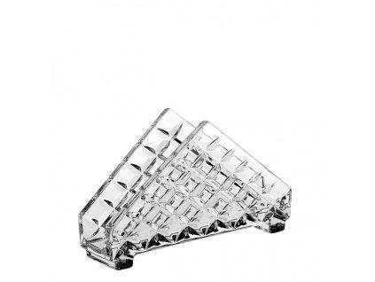 crystal bohemia stoj na ubrousky diamond
