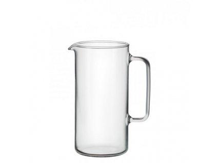 Simax Skleněný džbán Cylinder z varného skla 1 l