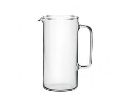 Simax Skleněný džbán Cylinder z varného skla 2 l