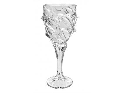 bohemia jihlava sklenice na víno calypso 320 ml