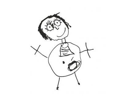 ručně kreslený obrázek 1 2