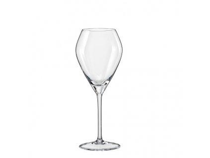 Crystalex Sklenice na víno Bravo 360 ml