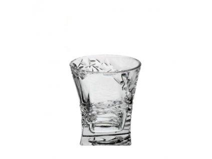 crystal bohemia sklenice na whisky 270 ml