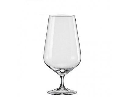 crystalex sklenice na pivo sandra 40728 540