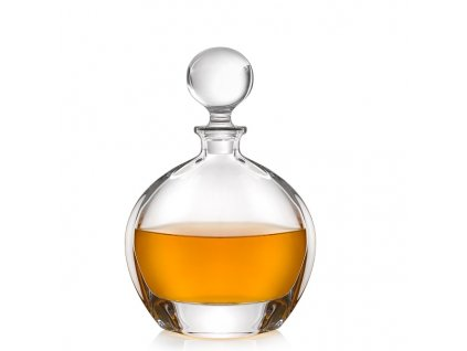 Orbit whisky karafa Crystalite Bohemia