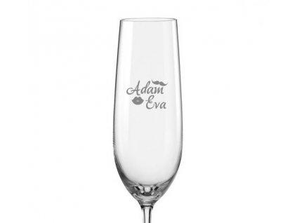 mr a miss svatební skleničky s02Viola 190 v