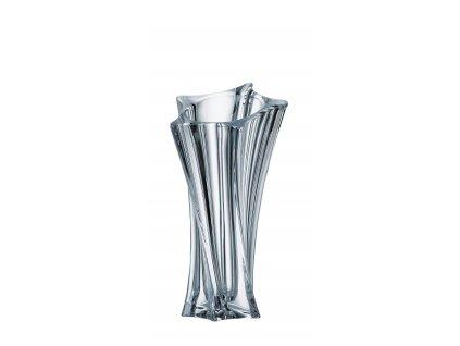Crystalite Bohemia Skleněná váza YOKO 280 mm