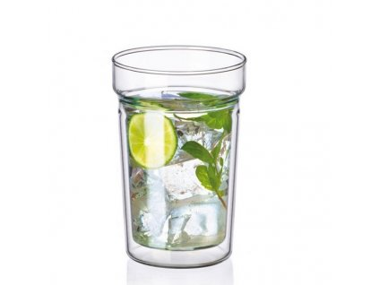 Simax Sklenice z dvoustěnného skla DUAL 390 ml, 1 ks