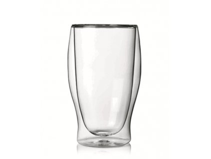 Luigi Bormioli Dvoustěnná sklenice DUOS 470 ml,