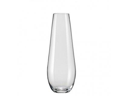 Crystalex skleněná váza 340 mm