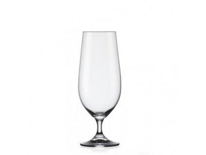 Crystalite Bohemia Sklenice na pivo KLARA 380 ml