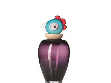 Leonardo skleněná váza Papageno Pina 095301