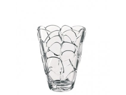 nachtmann skleněná váza petal 22 cm 88335 2