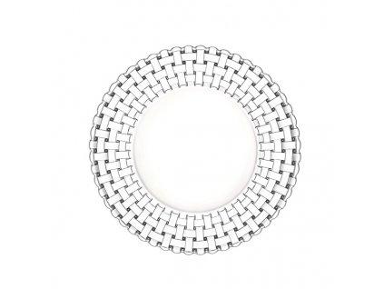 Nachtmann skleněný talíř bossa nova 23 cm 98035