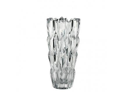 nachtmann skleněná váza quartz 26 cm 88332 2