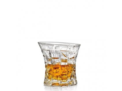 Crystal Bohemia Sklenice na whisky PATRIOT 200 ml