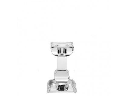 crystal bohemi svícen ravena 100 mm