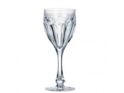 crystalite bohemia sklenice na víno safari 290 ml