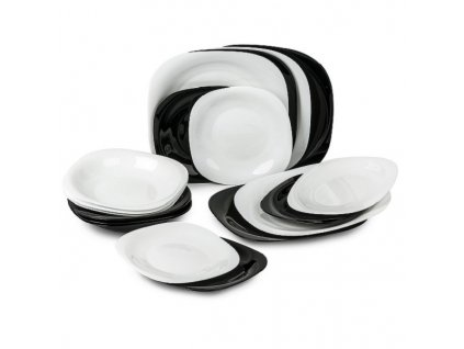 luminarc carine jídelní souprava talířů