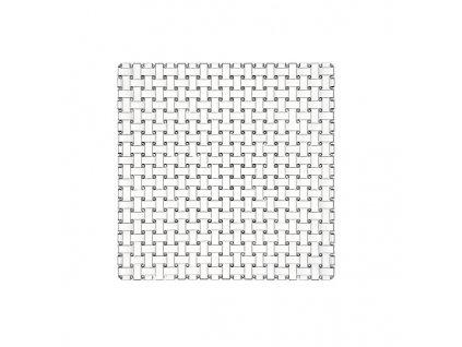 Nachtmann servírovací tác čtvercový Bossa Nova 28 cm