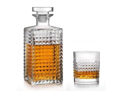 Luigi Bormioli Elixir whisky set