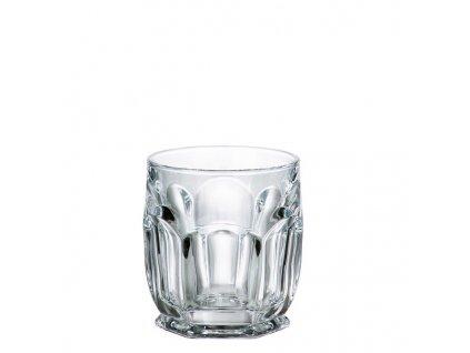 crystalite bohemia sklenice na whisky Safari 250 ml