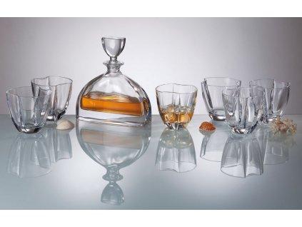 Crystalite Bohemia Nemo Whisky Set (1+6)