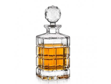karafa na whisky timesquare crystal bohemia
