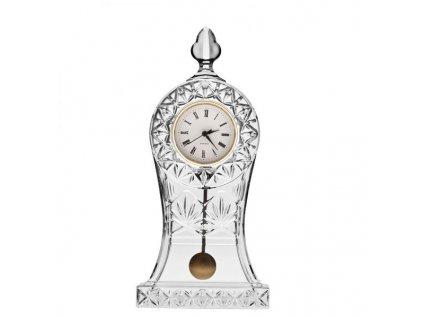 skleněné hodiny Crystal Bohemia 79413 67410 305 newsletter
