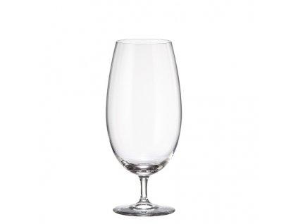 Crystalite Bohemia sklenice na stopce na pivo BEERCRAFT 680 ml