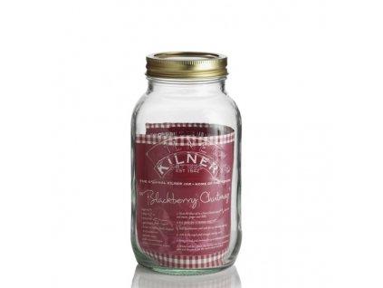 Zavařovací sklenice Kilner 1 l