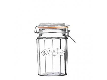 Zavařovací sklenice Kilner s klipovým uzávěrem 0,95 l