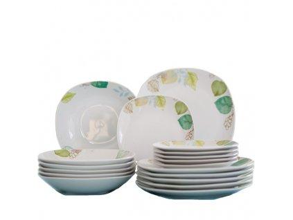 domestic jídelní souprava talířů Spring spirit