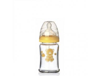 simax kojenecká láhev medvídek 150 ml