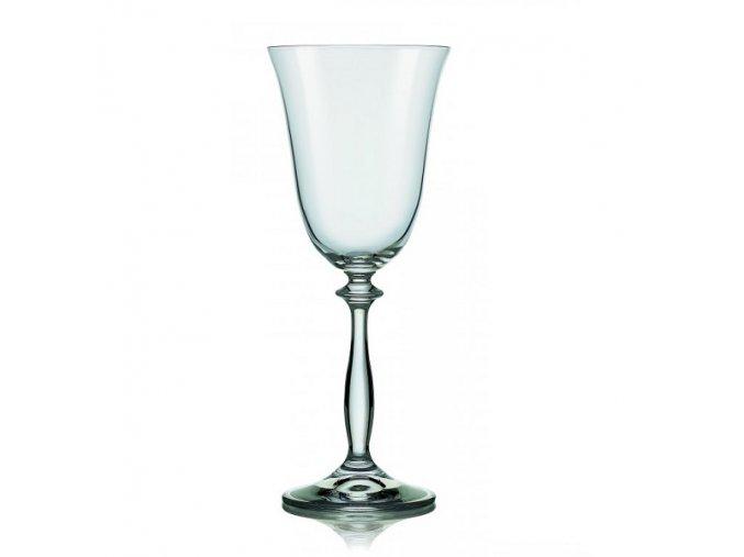 Crystalex Sklenice na víno Angela 250 ml
