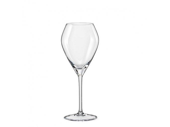 Crystalex Sklenice na víno Bravo 360 ml, 1 ks
