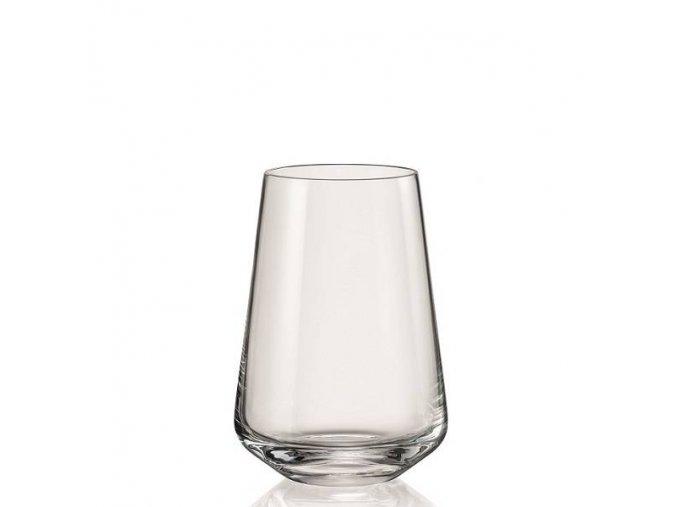 Crystalex sklenice Sandra 380 ml