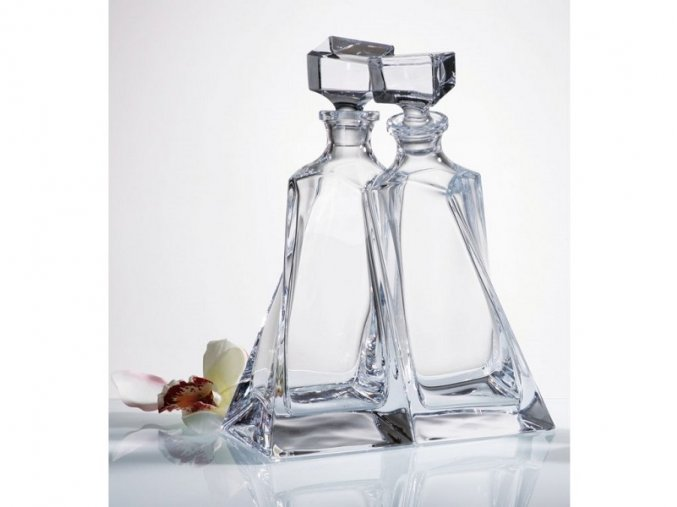 Crystalite Bohemia LOVERS Whisky Set (1+1)