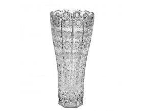 Crystal Bohemia Váza broušená VICTORIA 305 mm