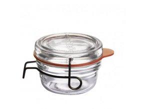 Luigi Bormioli zavařovací sklenice Lock - Eat 80 ml, 1 ks