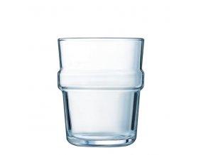 nizka sklenice acrobat 270 ml luminarc