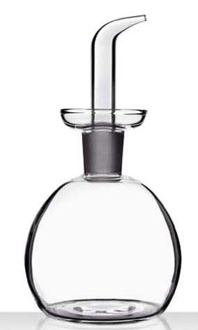 Luigi Bormioli Láhev na olivový olej kulatá 250 ml