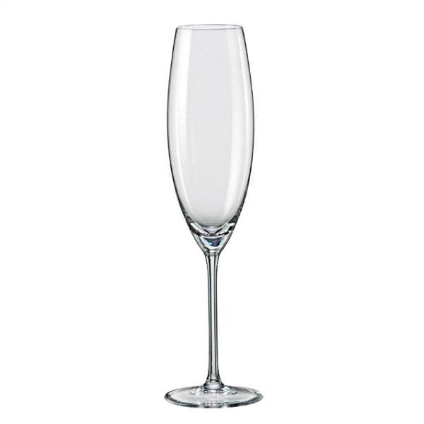 Crystalex Sklenice na šumivé víno GRANDIOSO 230 ml, 2 ks
