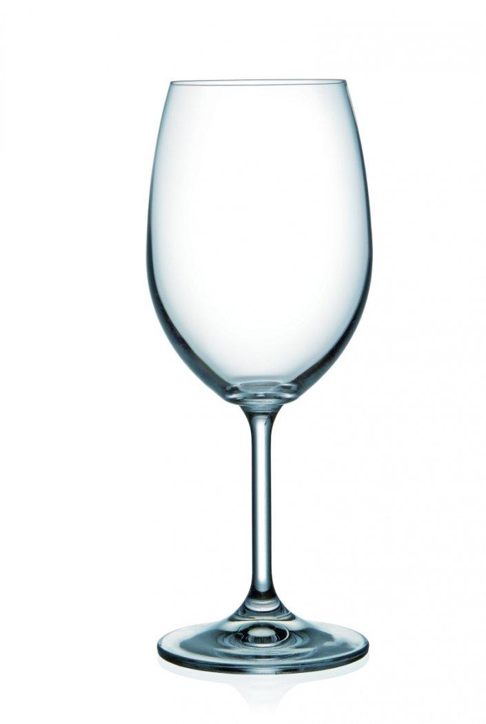Levně Crystalex Sklenice na víno LARA 350 ml, 6 ks