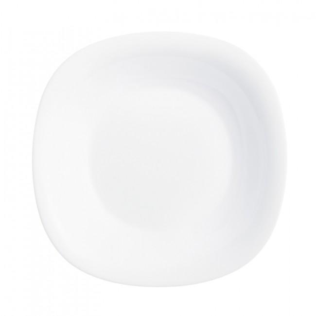 Luminarc Hluboký talíř Carine bílý 21 cm