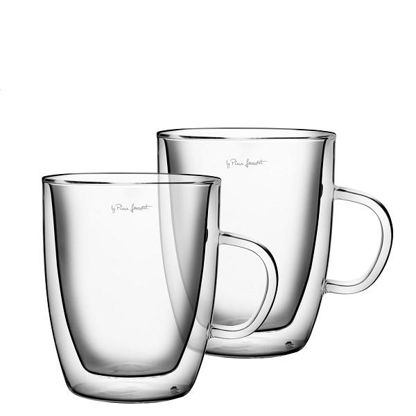 Lamart VASO termo hrnky na čaj 420 ml, 2 ks