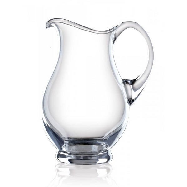 Crystalex Skleněný džbán, ruční výroba, 1,5 l